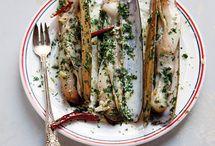 Seafood / Fish / by Leslie Brinkley Lawson