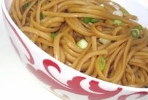 Recipes-Pasta / by Karen Bills
