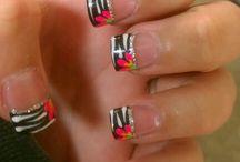 nail designs / by Kat Johnson