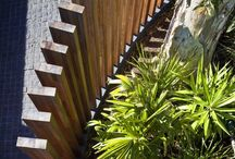 fences, screens, and a few irresistible gates / fences, screens, and a few irresistible gates  - landscape architecture  - yard design - home improvement / by Voila Viola