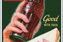 Coca Cola / by Belinda Gillespie-Trudeau