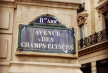 Paris  / by Semra Bayrak