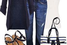 fun fashion ideas! / by Nikki LovesToQuilt