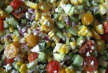 salads / by Renae Cruz