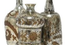 Bottle/jar decor / by Bj Grote