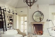 Living Room Ideas / by Andrea Frey Metzger
