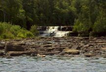 Tahquamenon Falls State Park / by Peace In A Tin Can