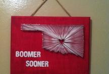 Sooner Born & Bred / by Beth Ekstrand