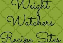 Rescued by  Weight Watchers and other diet recipes!,, / The title says it all. / by Marie Garcia