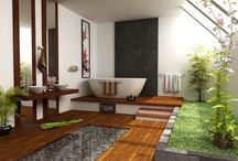 Sacturary / Bathroom / by Nyemay Collectables