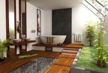 Beautiful Bathrooms / by Karen Lauridsen