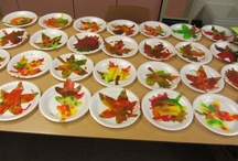 Classroom Fall crafts / by Mia & Meghan