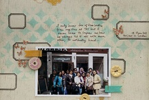 Scrapbooking ideas / by Carrie Anne