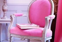 CHAIRS / by Melsy's Illustrations