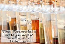 Essential oils  / by Kelly Formo
