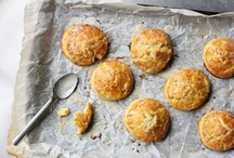 Bread &  Rolls - Scones / by Dianne Asby