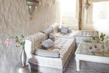 Inspiring Interior Spaces / by Carmen San Diego