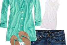 Summer wardrobe / by Heidi Lavorato