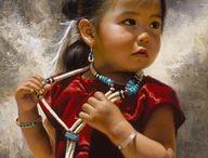 Native American  / by Eunice Martinez