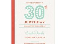 30th Birthday Stuff / by Emily Weinzapfel