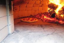 Wood-Fire Pizza Oven / by Lauren Linkemyer