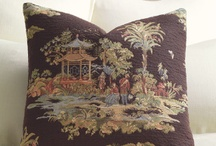 Pillows / by Kathryn Interiors