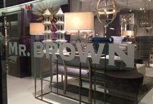 Mr. Brown | Atlanta / January 2013 | New Showroom Launch / by Mr. Brown Home