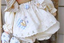 Pattern Hutch cloth doll patterns / by The Pattern Hutch