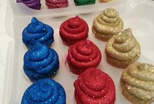 Glitter and Shimmer Confections / by CandyDirect
