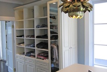 Dressing Rooms and Closets by Fivecat Studio / Some of our favorite dressing rooms and closets at Fivecat Studio projects. / by Fivecat Studio