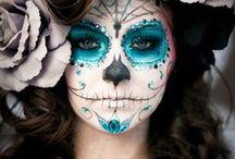 makeup / by Denise Sanchez
