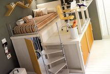Organizing: Small Spaces / How To Organize Small Spaces - Tips, Products and Inspiration / by Nealey Stapleton