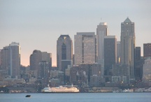 ★Seattle★ (I ❤ living here) / by ☠UpLATE [Causing Problems]☠