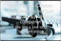 Fort worth phone systems / c2mTech is no longer just an expert in business phone systems equipment. / by Claira Ross