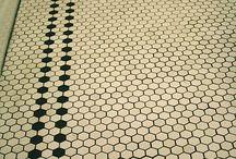 Bathroom Floors / by Wendy L