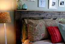 bedroom style / by Mari Howe