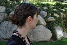 Hairstyles / beauty to adorn my head / by Montserrat {Cranial Hiccups}