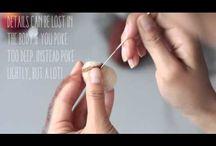 DIY/Crafts: Needle Felting / by Amelia Kleymann