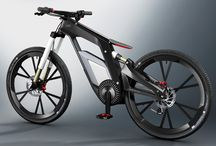 Audi Electric Bike / by Electric Bike Report