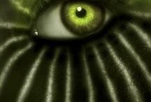 Splash of Green / by Malayni Wilkinson