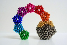 The Ball Hall o' Fame / The best of Buckyballs creations, courtesy of our 'shapemakers'. Or as we like to call 'em... 'ballers'.  / by Buckyballs by Maxfield and Oberton Holdings LLC