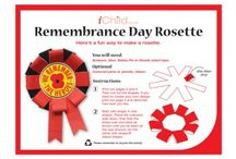 Remembrance Day Activities for Children  / Great Remembrance Day activities for children. Visit iChild.co.uk for thousands more free themed activities for children aged 0 - 11 years. / by iChild.co.uk