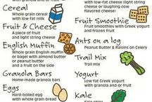 Kids Food Ideas / by Holly Vadney Smith