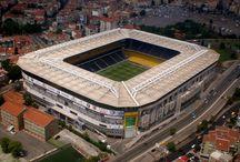 Stadium , Arena ...  / by Füzen Sönmez