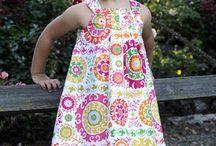 Dresses for Little Girls :) / Fabrics + Patterns + Ideas for dresses for the Little Lybrand Ladies.  :) / by Meg Lybrand