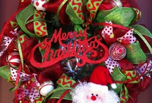 Wreaths and arrangements / by Connie Howell