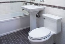 Bathroom Reno Ideas / by Susan T