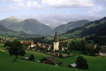 Switzerland! / by Katherine Mercury Willamson