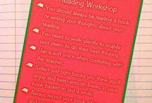 Reading workshop / by Pamela Morganelli