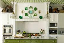 Kitchen Inspiration / by Amanda Niederhauser/Jedi Craft Girl